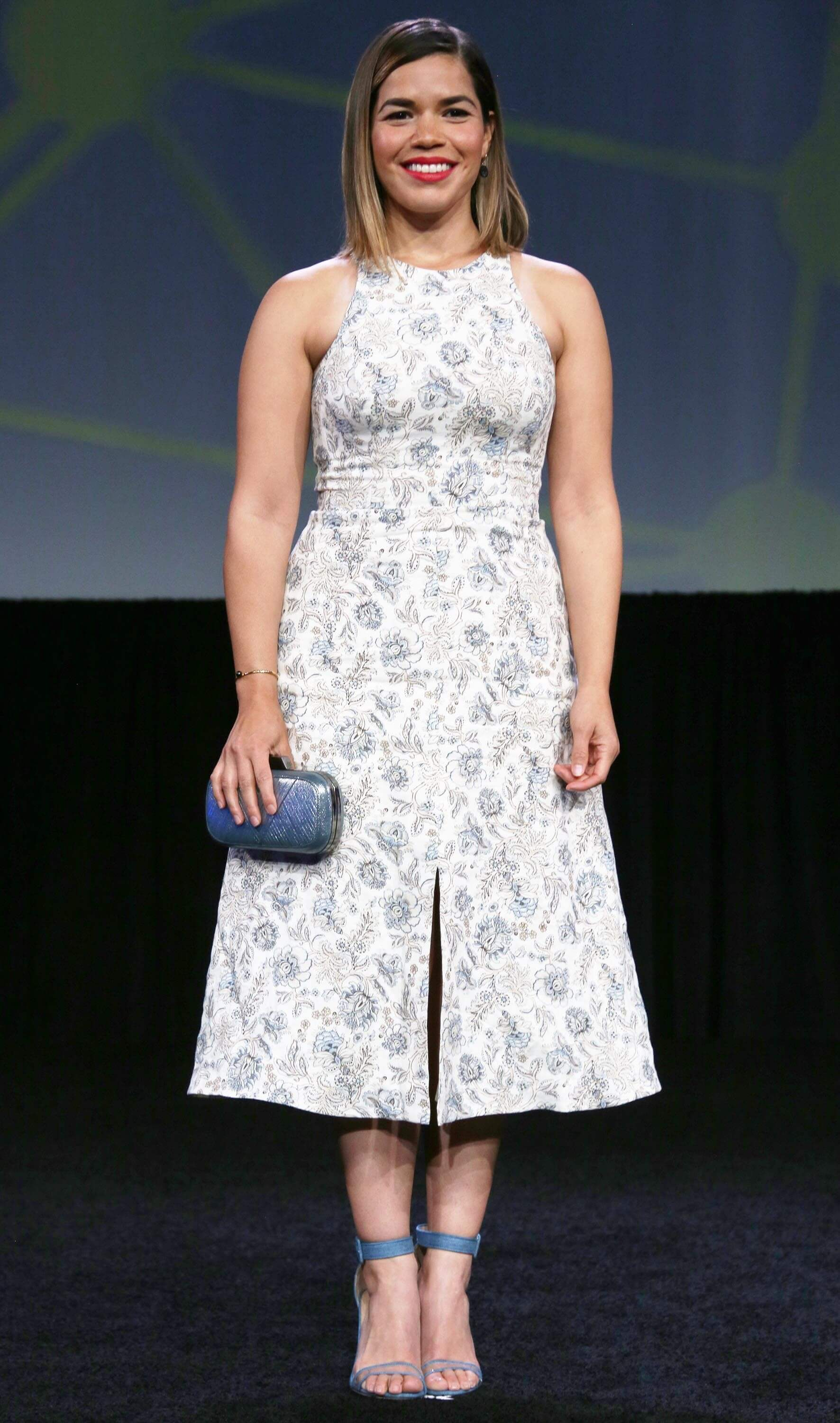 America Ferrera hot dress sexy