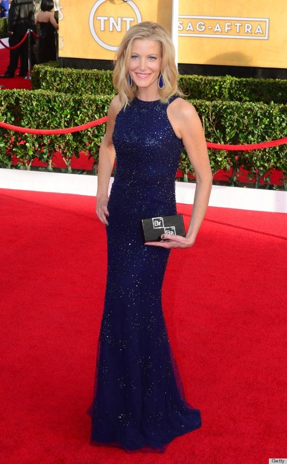 Anna Gunn Red Carpet