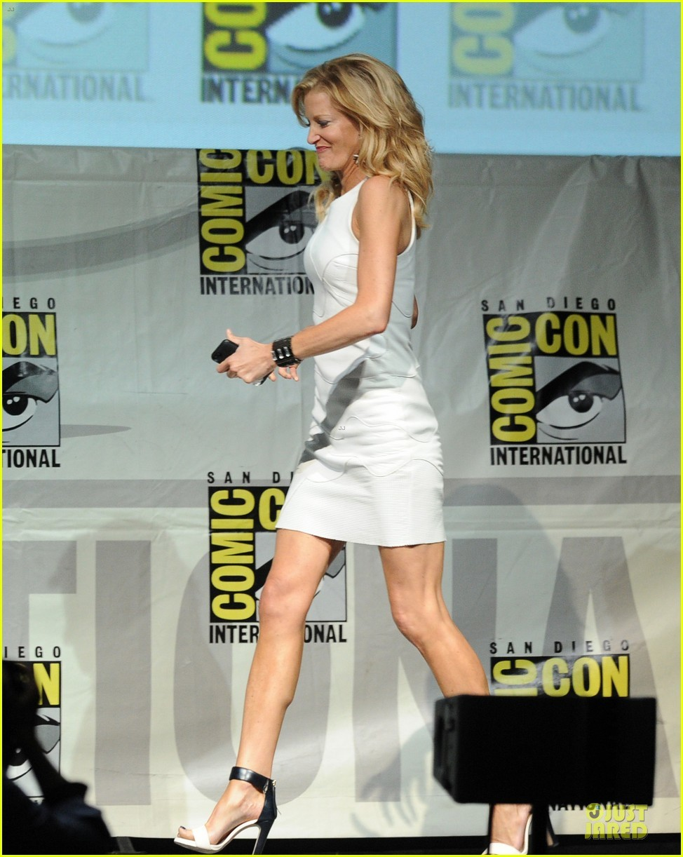 Anna Gunn on Comic Con