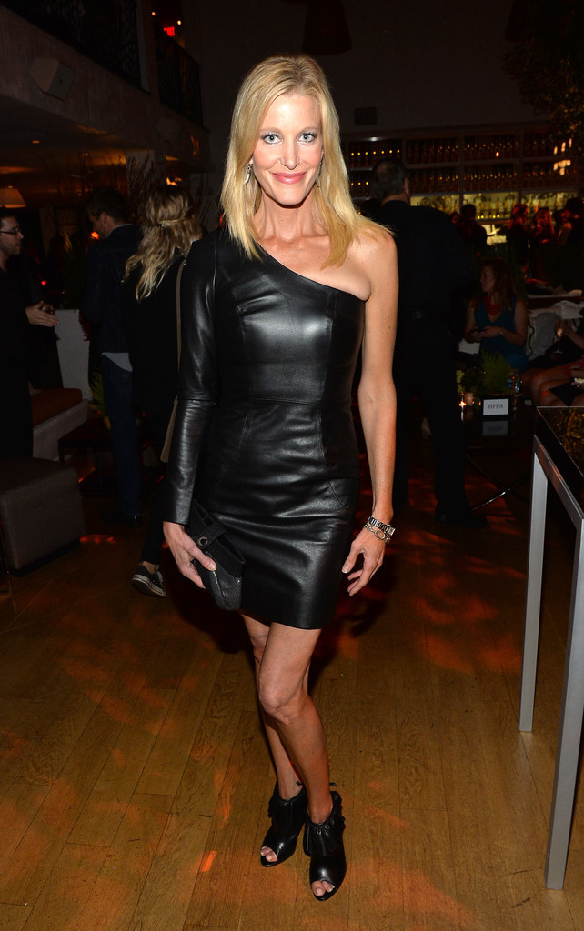 Anna Gunn on Party