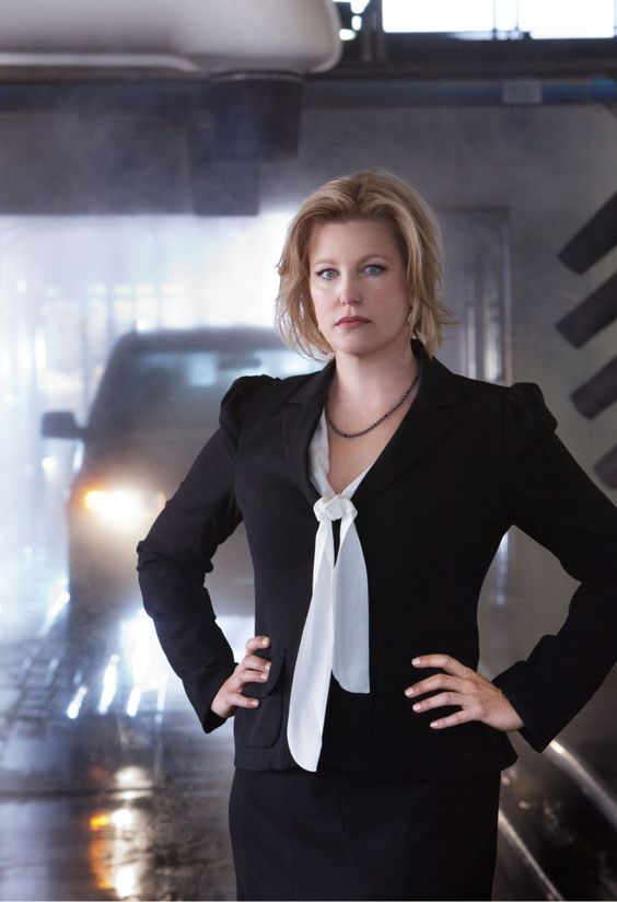 Anna Gunn on Photoshoot Pics