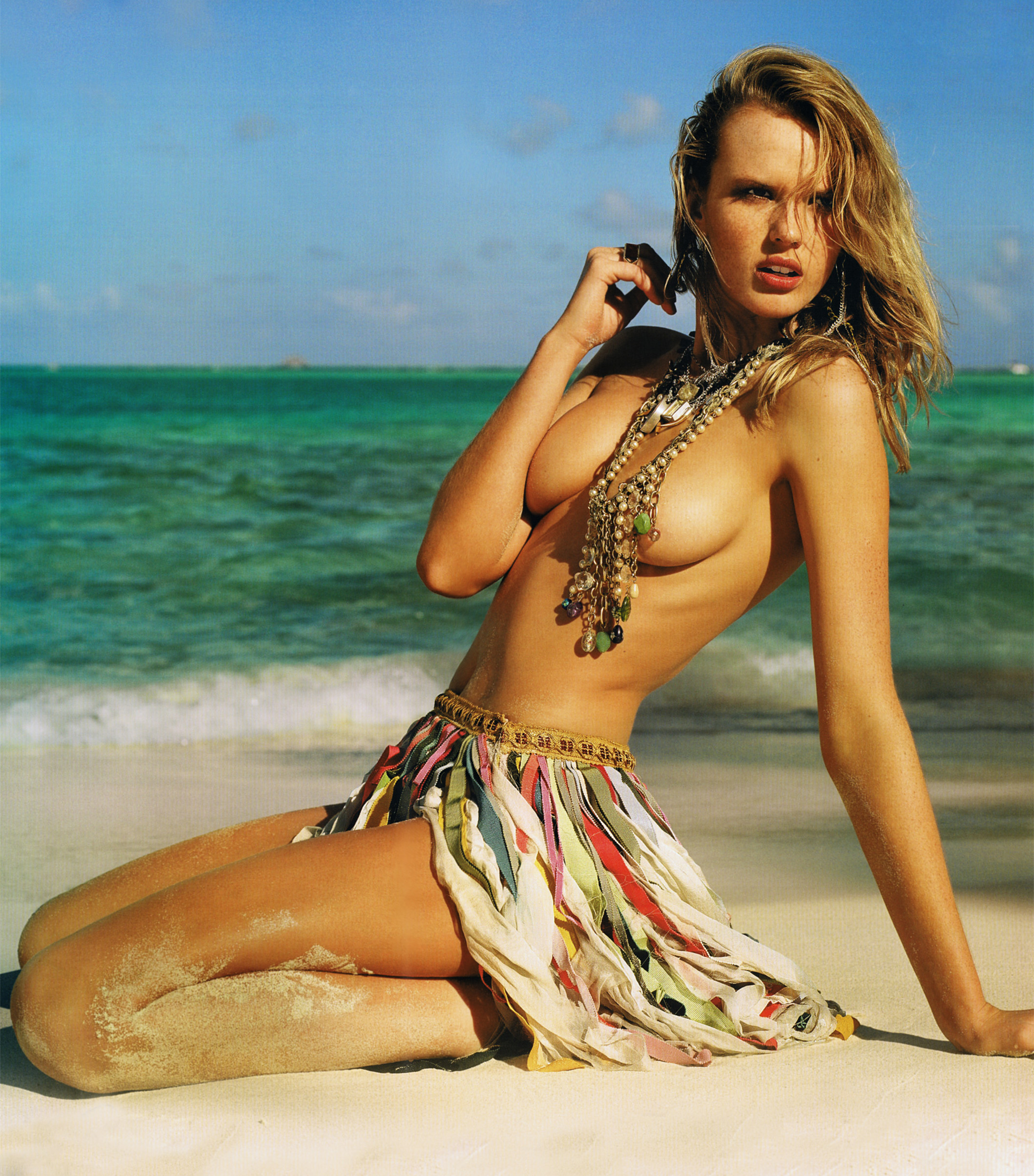 Anne Vyalitsyna hot lady pic