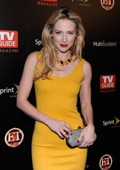 Beth Riesgraf hot picture