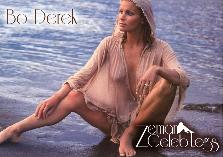Bo Derek hot women pic
