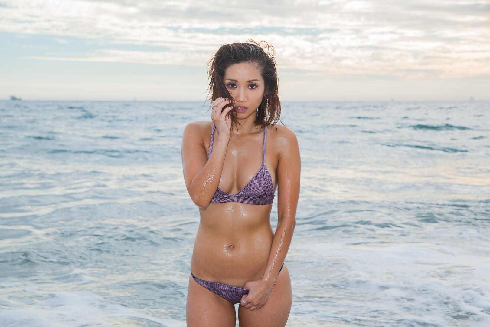 Brenda Song sexy picture