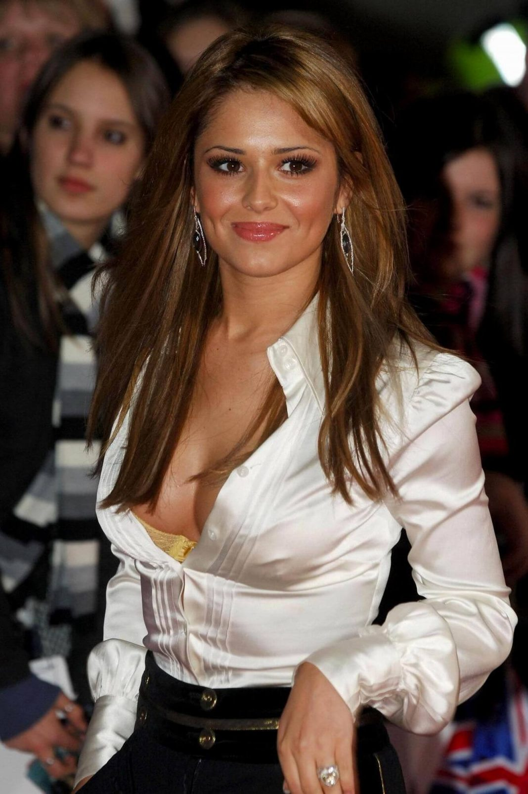 Cheryl cole on being beautiful, sexy and confident
