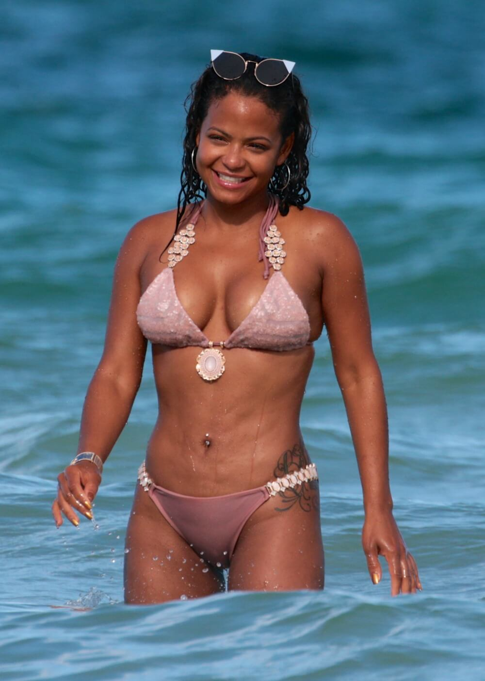 CHRISTINA MILIAN bikini photo