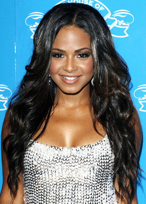 CHRISTINA MILIAN cleavage pic