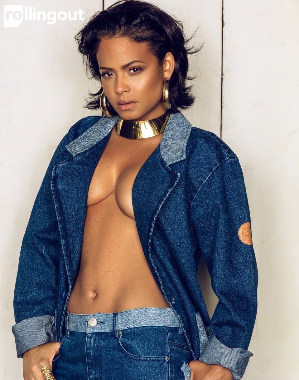 CHRISTINA MILIAN sexy cleavage photos