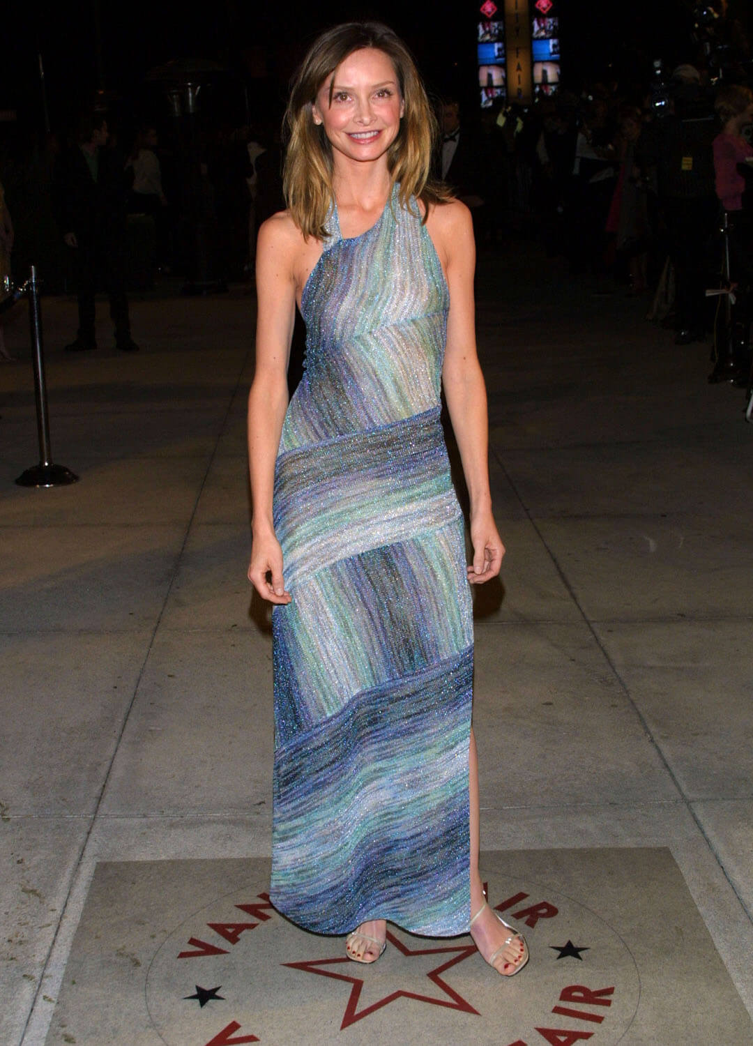 Calista Flockhart awesome