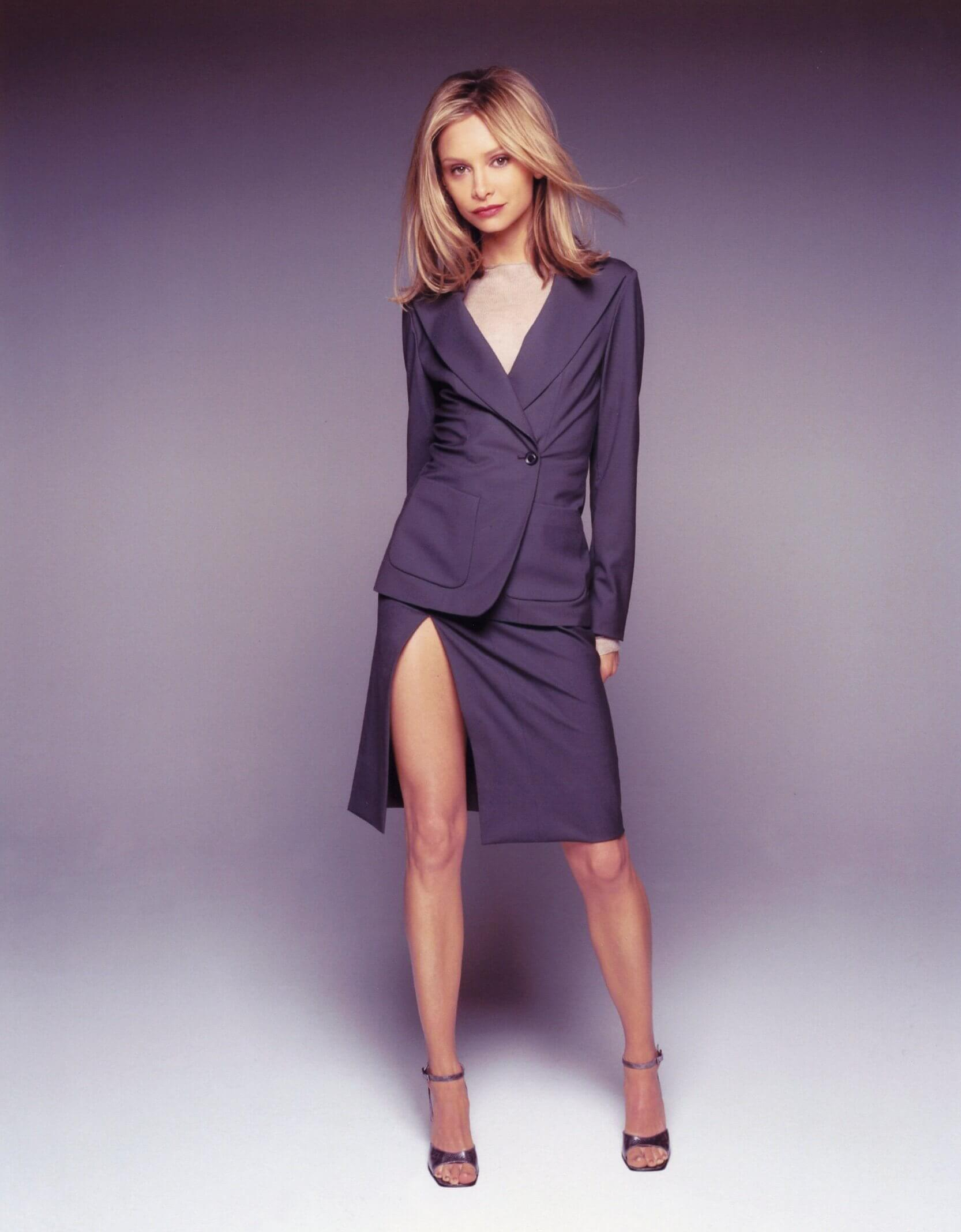 Calista Flockhart feet sexy