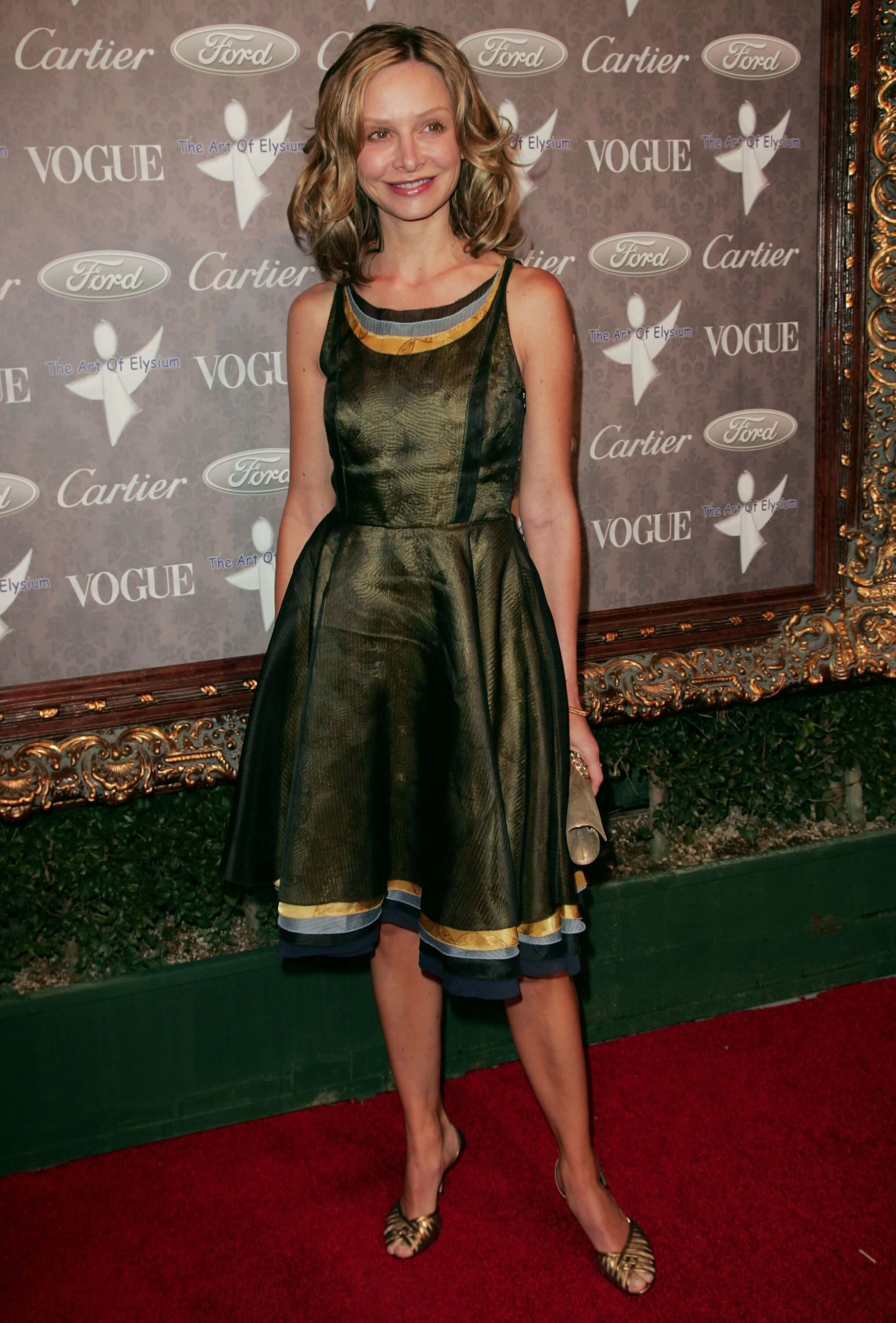 Calista Flockhart hot photos
