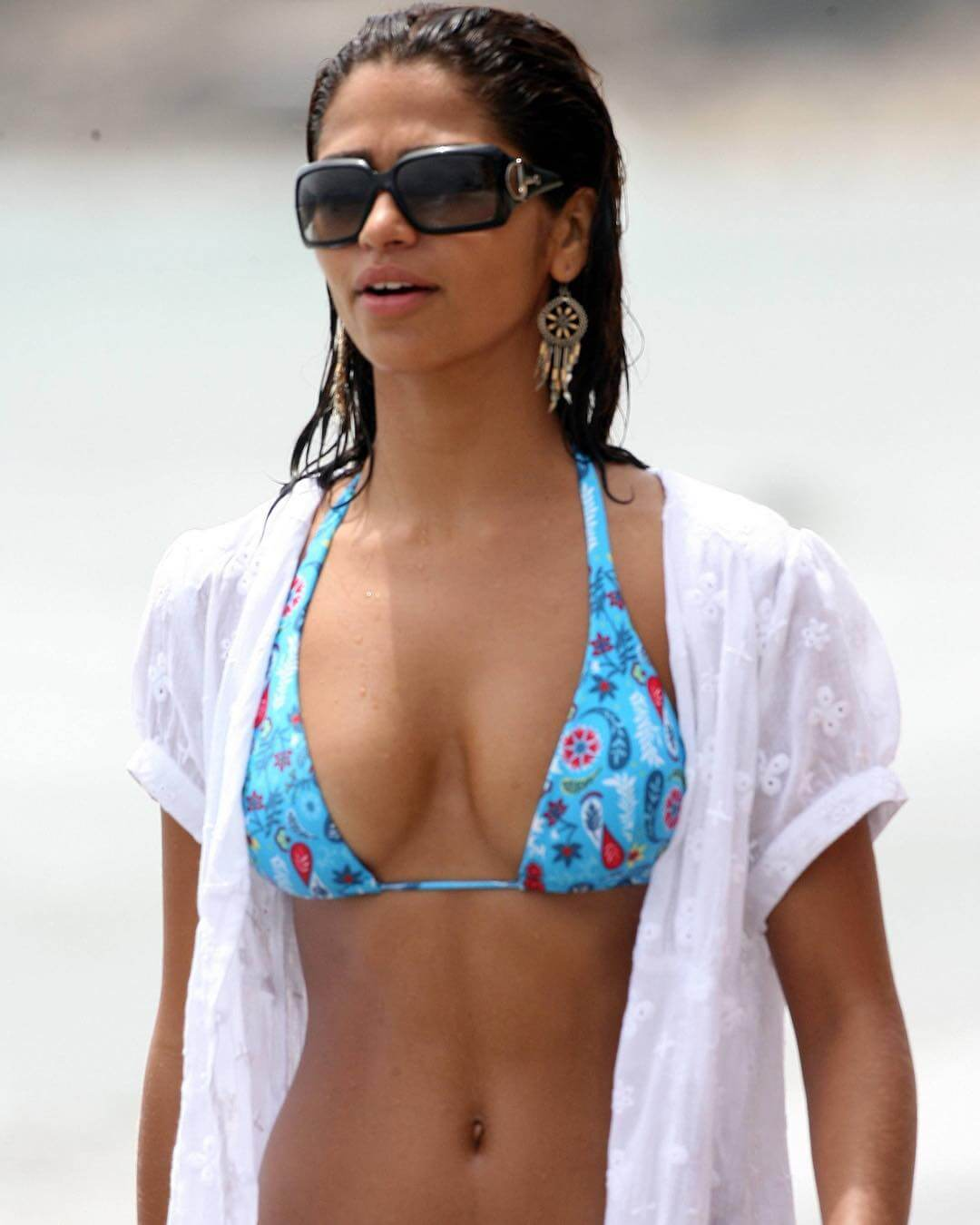 Camila Alves hot busty picture