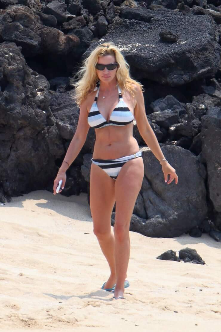 Camille Grammer awesome