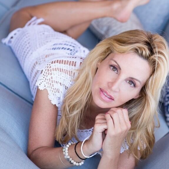 Camille Grammer hot pic
