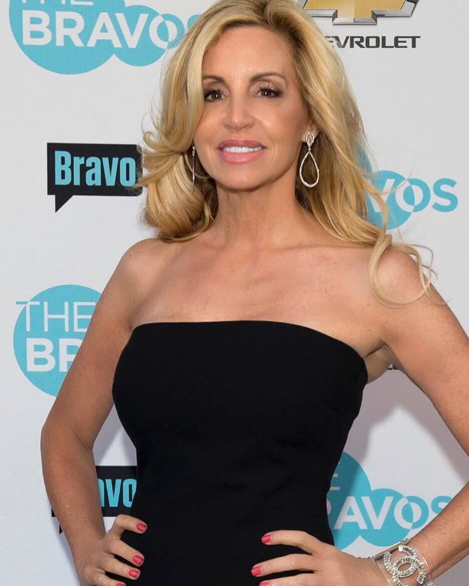 Camille Grammer hot picture