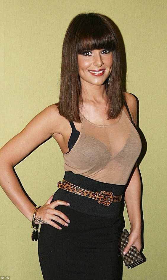 Cheryl Cole Beautifull hairstyle Pics
