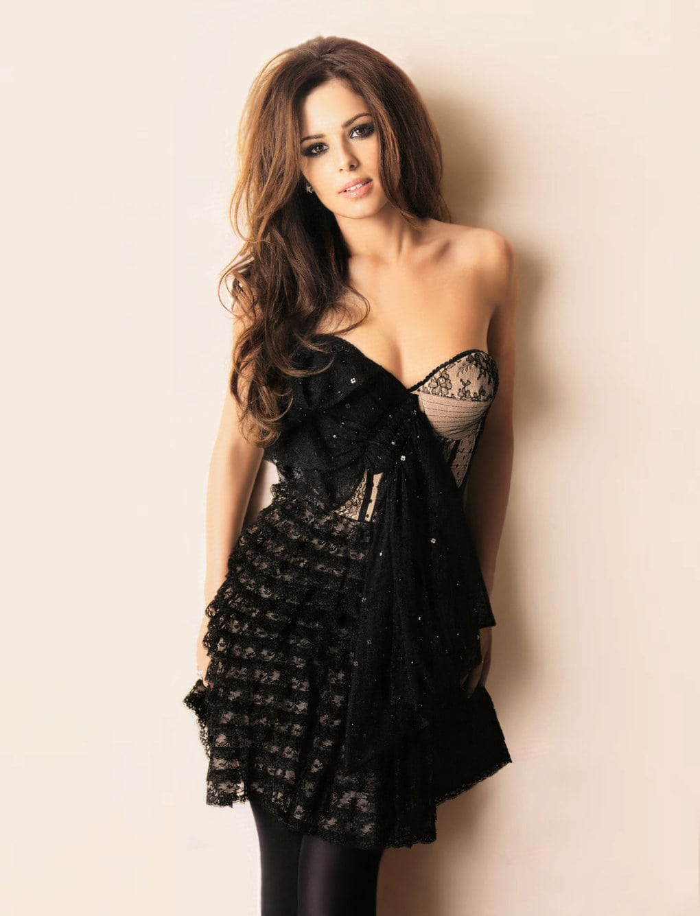 Cheryl Cole on Photoshoot