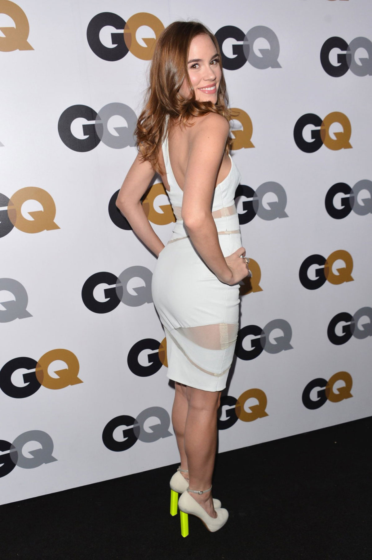 CHRISTA B ALLEN at GQ Men of The Year Party