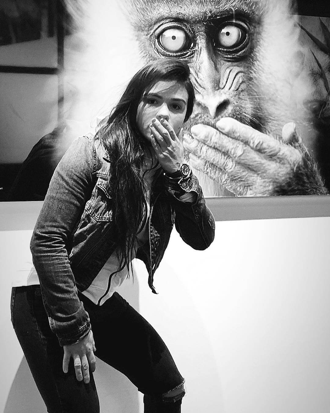 Claudia Gadelha awesome picture