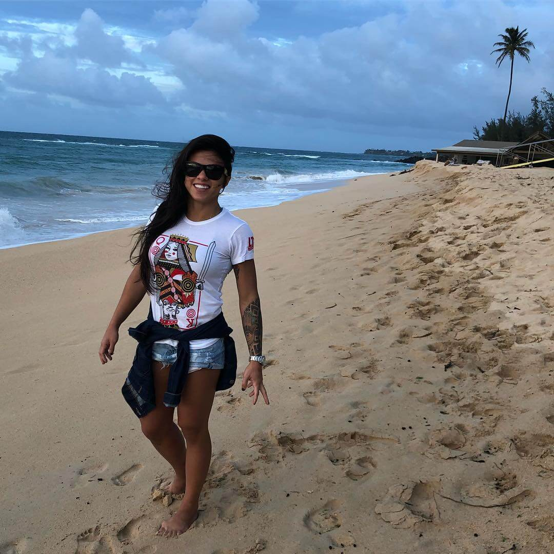 Claudia Gadelha awesome pictures