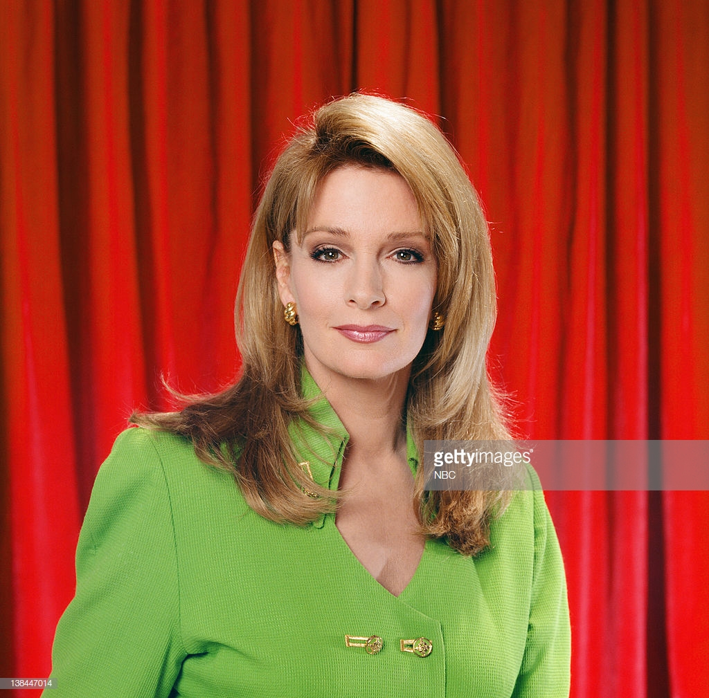 Deidre Hall Hot in Green