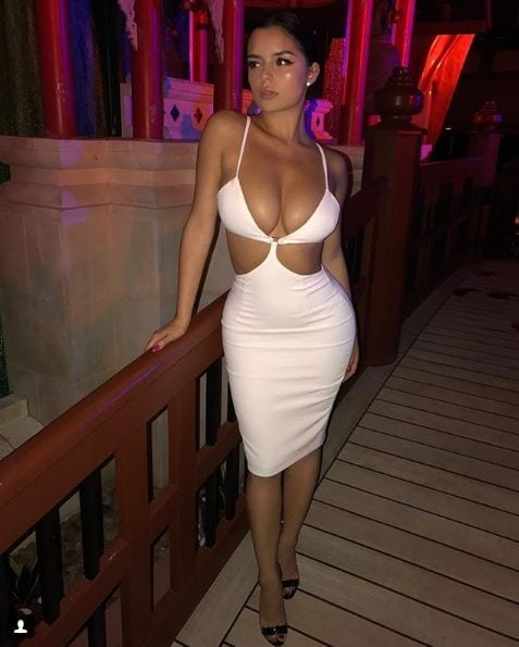 Demi Rose sexy lady pic