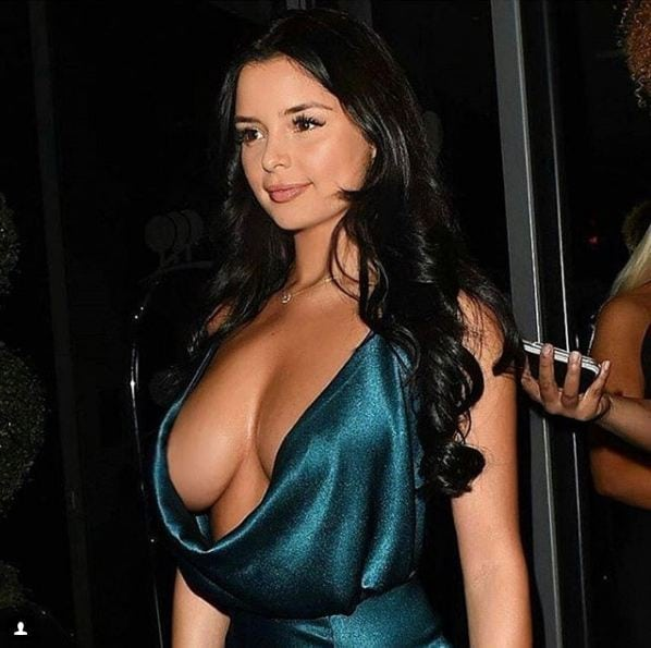 Demi Rose too hot picture