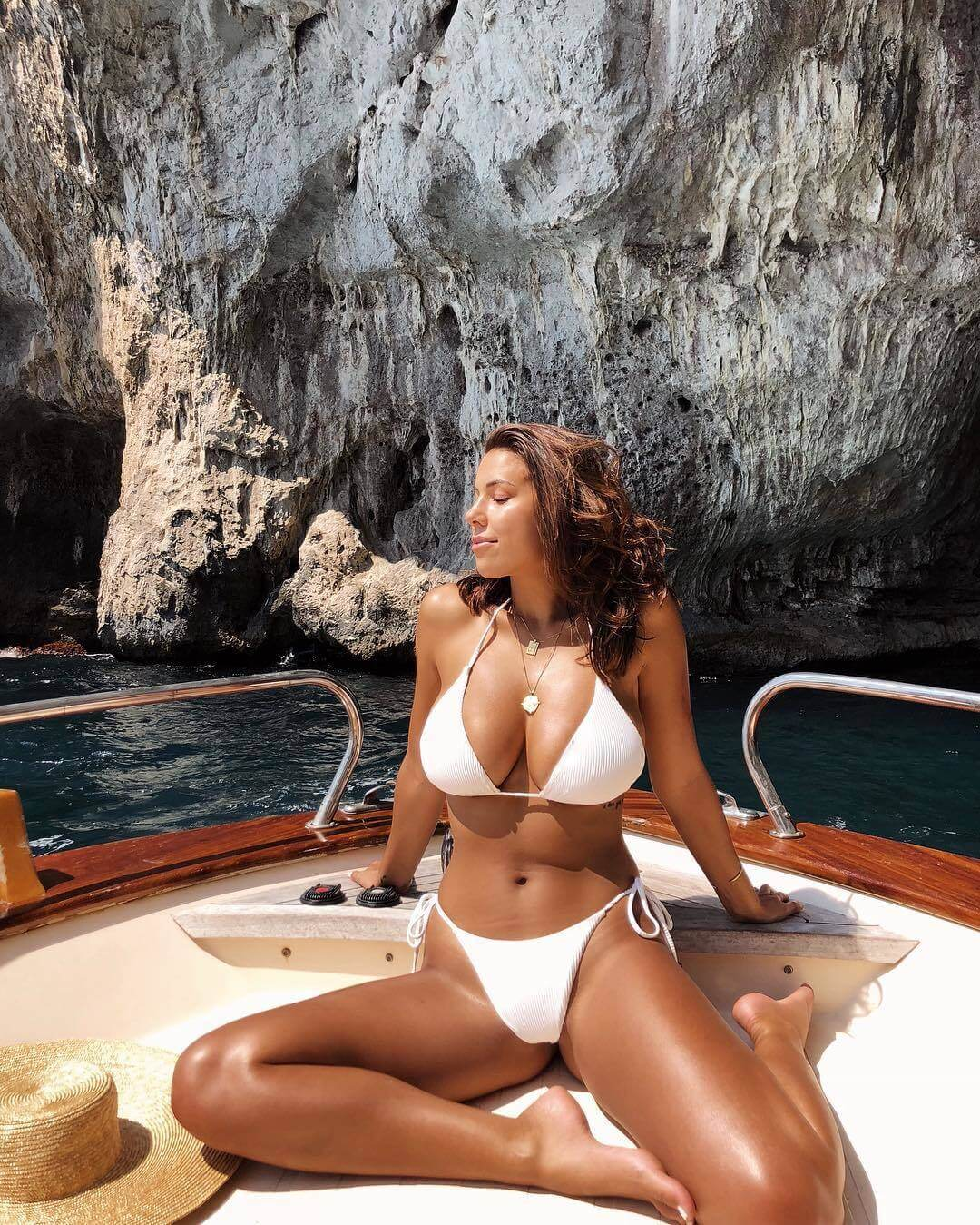 Devin Brugman thighs awesome