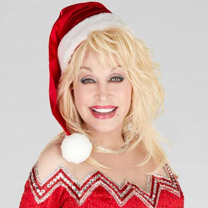 Dolly Parton Christmas Dress