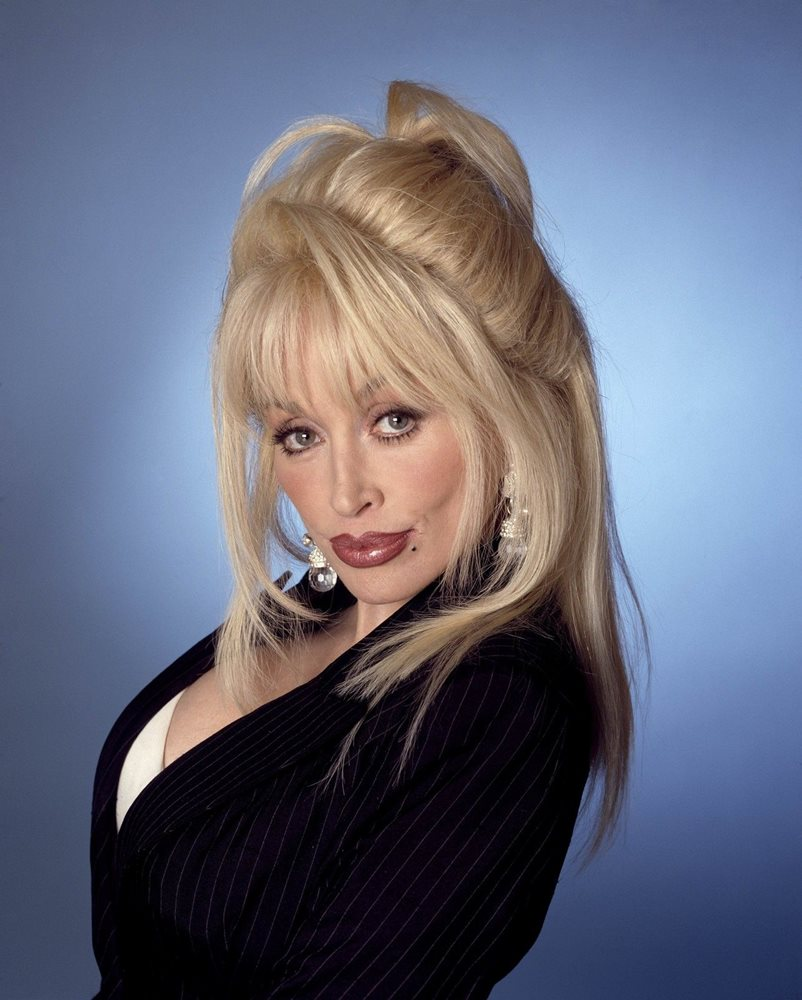 Dolly Parton Hot Photoshoot