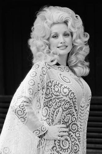 Dolly Parton Photoshoot
