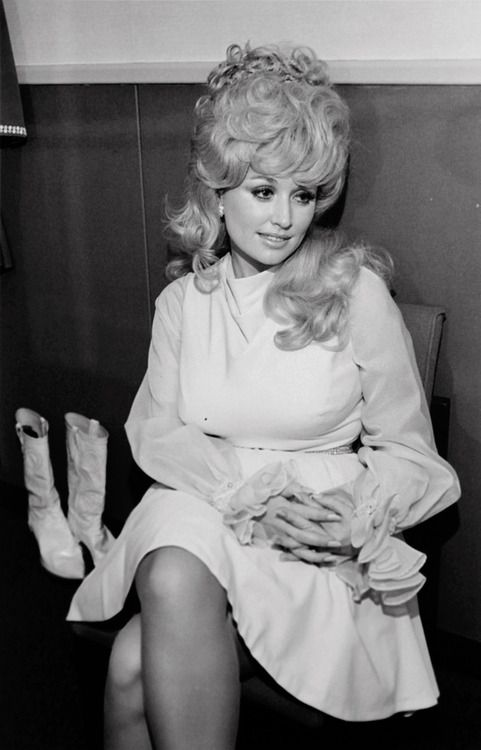 Dolly Parton Photoshoot Photo