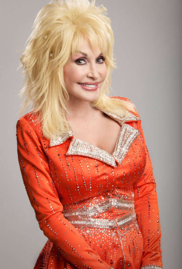 Dolly Parton Photoshoot Pics