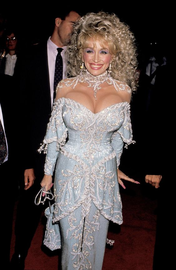 Dolly Parton Sexy Big Boobs Pics