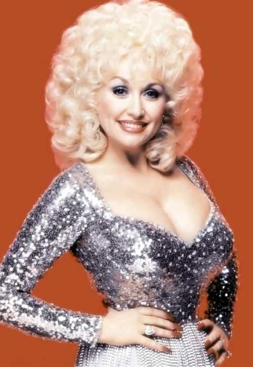 Dolly Parton Sexy Boobs Pictures