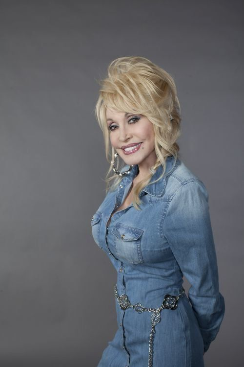 Dolly Parton Smile