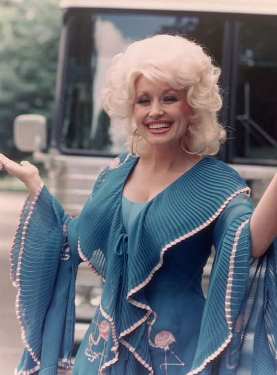Dolly Parton Smile Pics