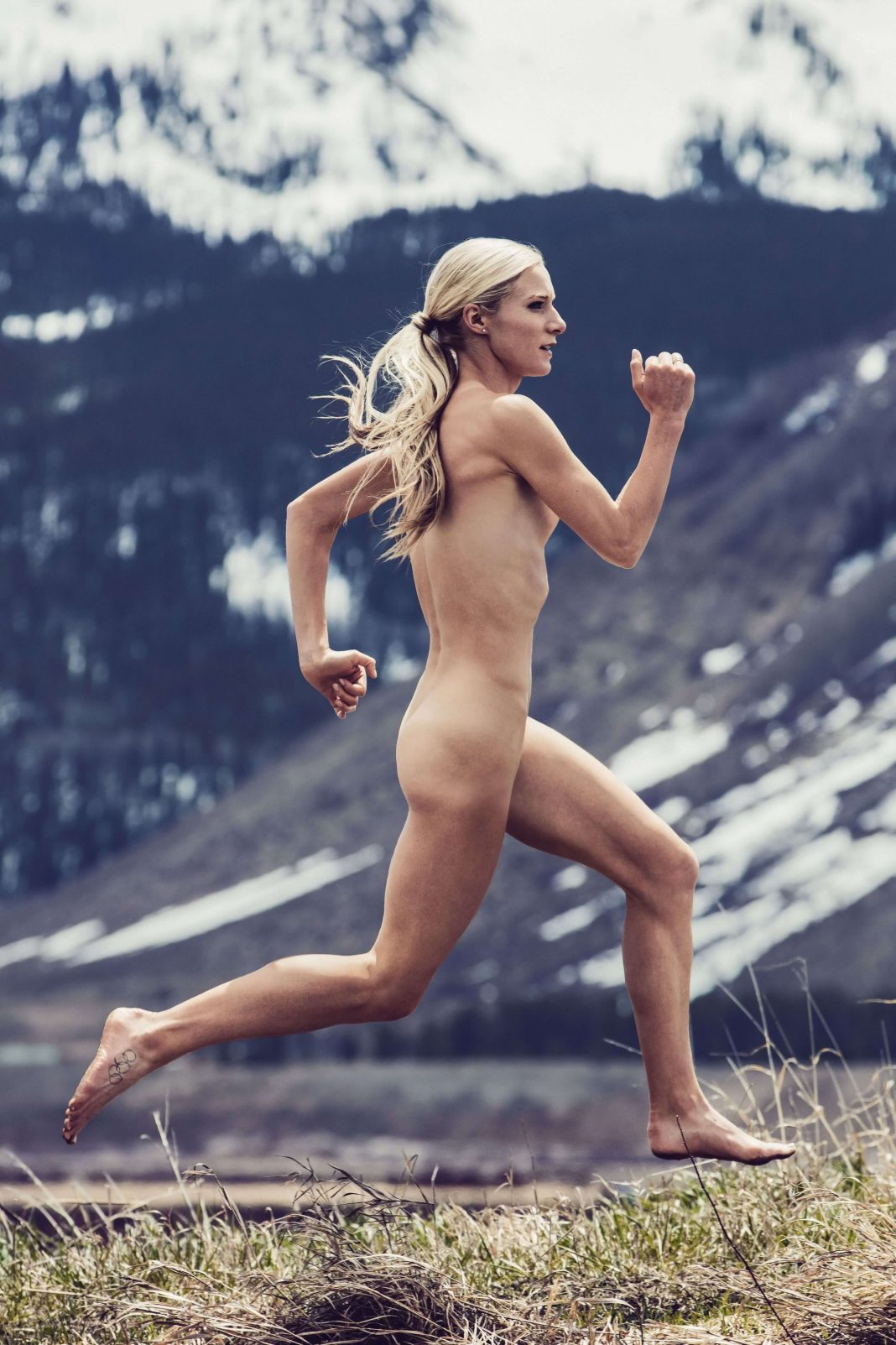 The Body Issue Nude Female