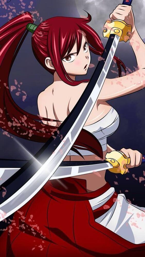Erza Knightwalker awesome pics (2)