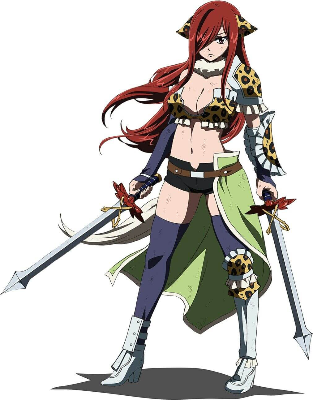 Erza Knightwalker sexy pictures (2)