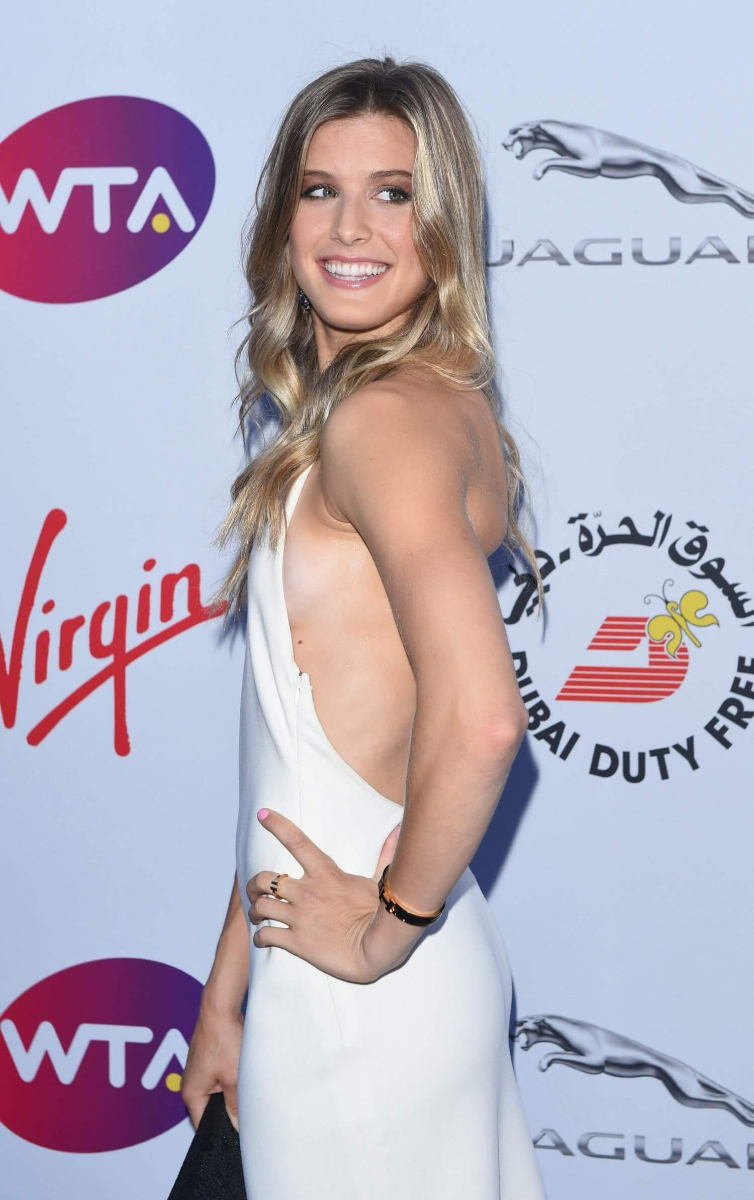 Eugenie Bouchard hot side pic