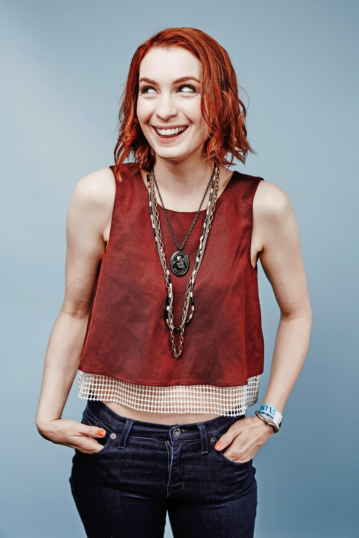 Felicia Day awesome pic