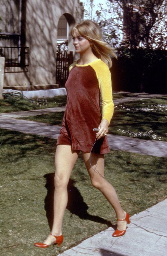 Goldie Hawn hot lady picture