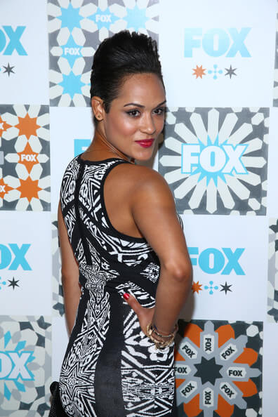 Grace Gealey ass