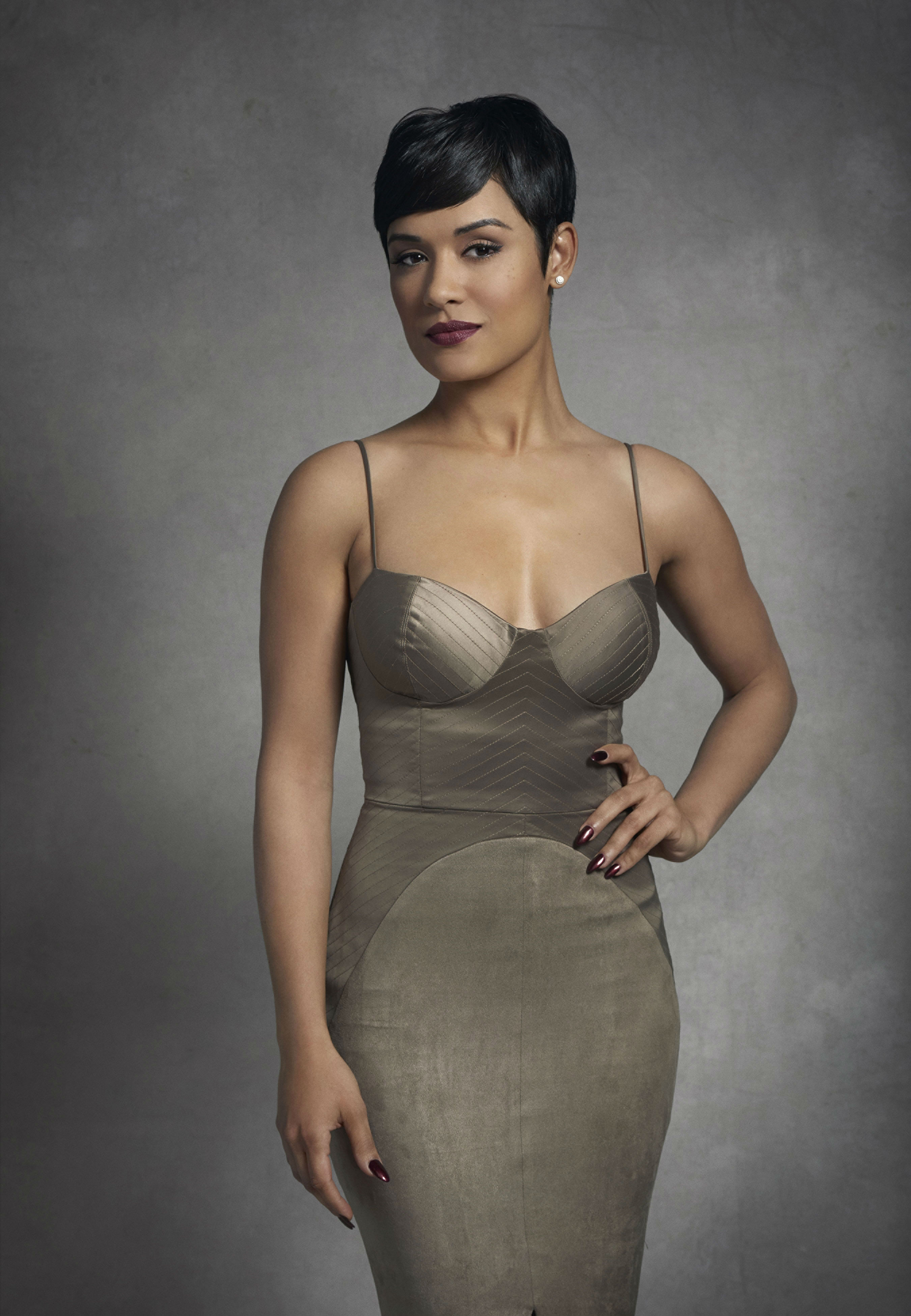 Grace Gealey awesome dress 3