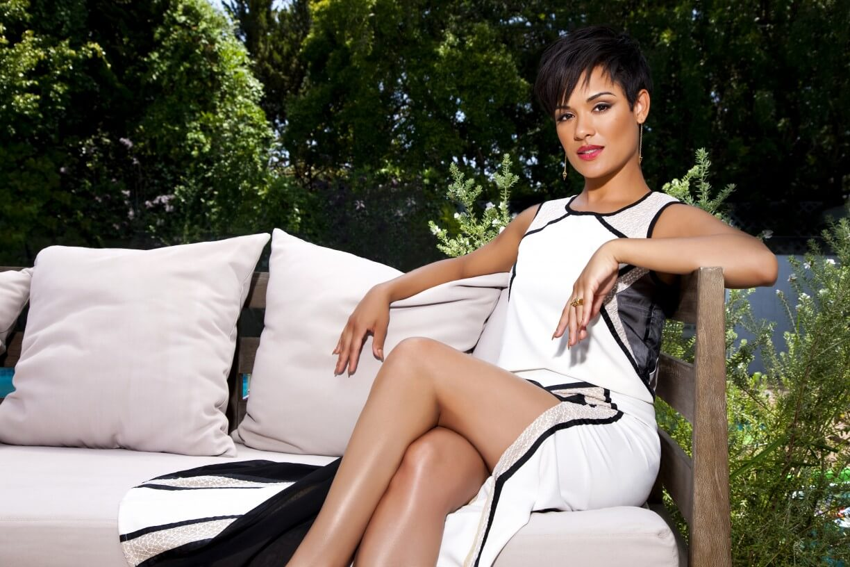 Grace Gealey legs hot