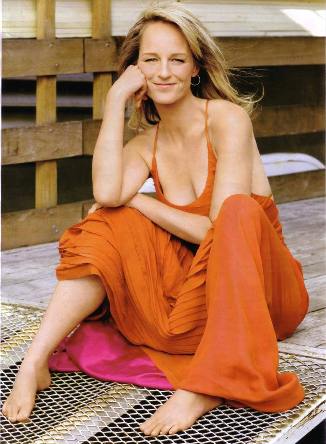 Helen Hunt Hot Photoshoot