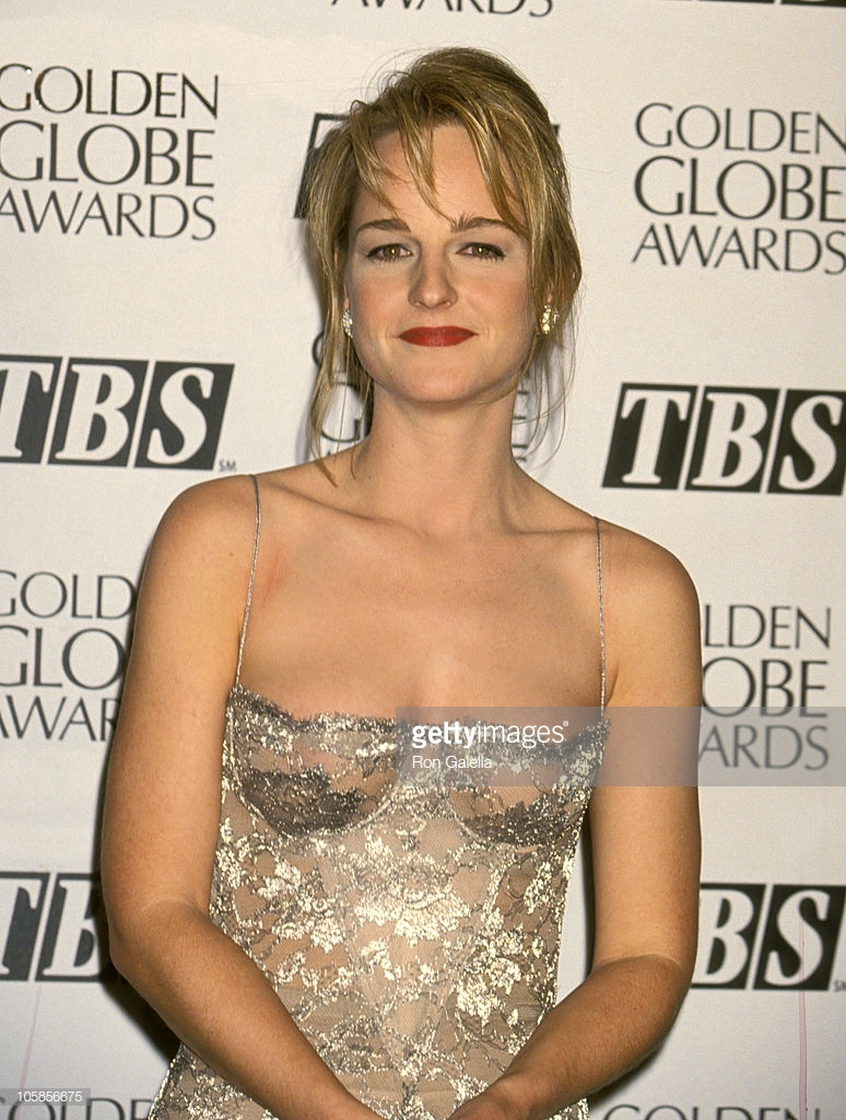 Helen Hunt Red Lips