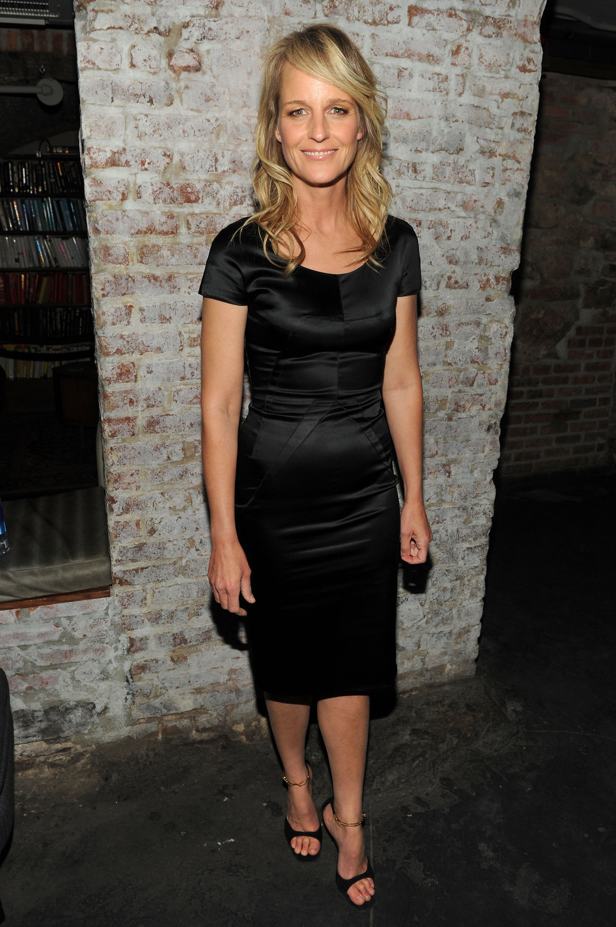 Helen Hunt Short Dress